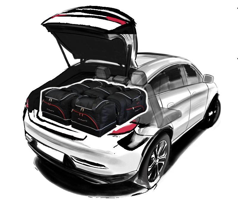 Torby samochodowe marki Kjust – Nowość w asortymencie Taurus na nadchodzący sezon