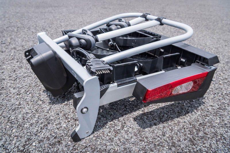 Yakima FoldClick 2 – lekki i uniwersalny bagażnik do przewozu rowerów
