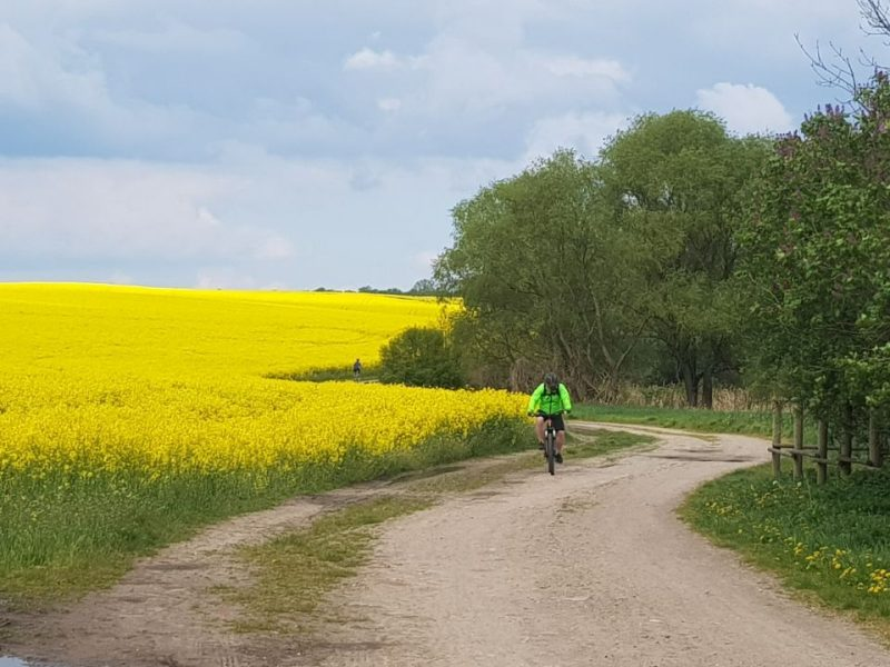 """""""Odkrywcy Taurus"""" - Wycieczka rowerowa w okolicach Szczecina"""