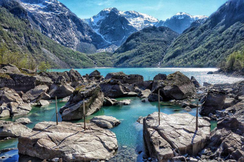 Odkrywcy Taurus na norweskich bezdrożach