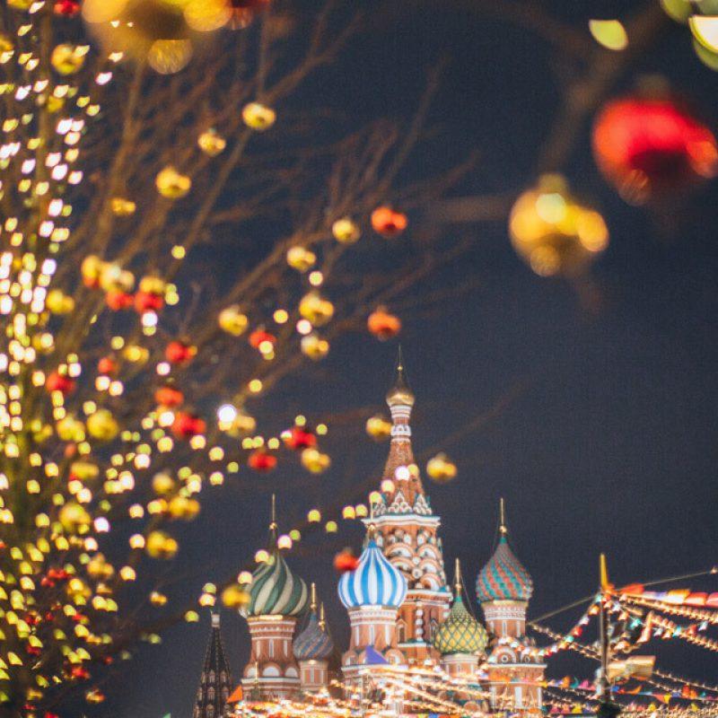 Wspomnienia z noworocznego pobytu Odkrywców Taurus w Moskwie.
