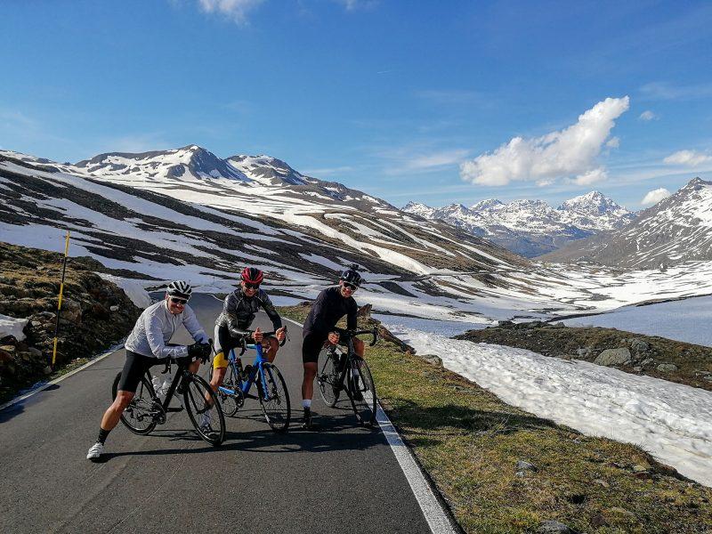 Wyprawa szosowa do krainy Giro d'Italia