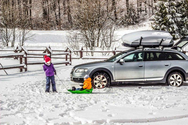 Łańcuchy śniegowe, czyli pewność i bezpieczeństwo