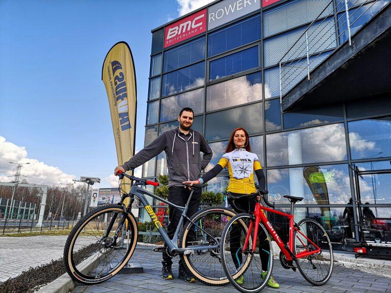 Agnieszka Jarecka - mistrzowskie przygotowanie do sezonu we współpracy z marką BMC Switzerland