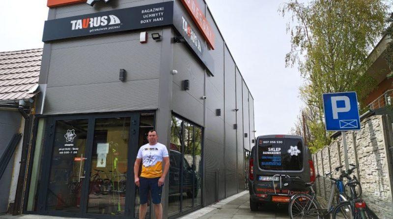 Nowy salon sieci Taurus w Opolu